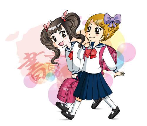 manga_girls_by_yael